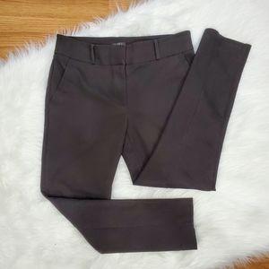 LOFT Marissa black trousers size 6